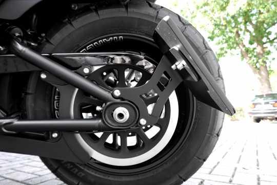 Thunderbike Seitlicher Kennzeichenhalter medium schwarz matt  - 28-74-111