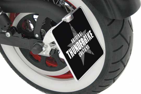 Thunderbike Side Mount Licence Plate Bracket long  - 28-75-010V