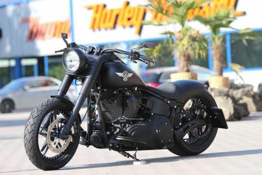 Thunderbike Seitlicher Kennzeichenhalter kurz  - 28-99-195V