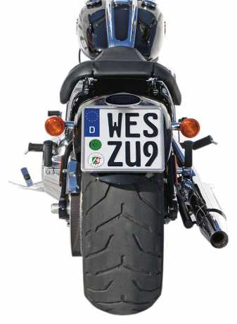 Thunderbike Down & Inside Halter schwarz - 28-99-970