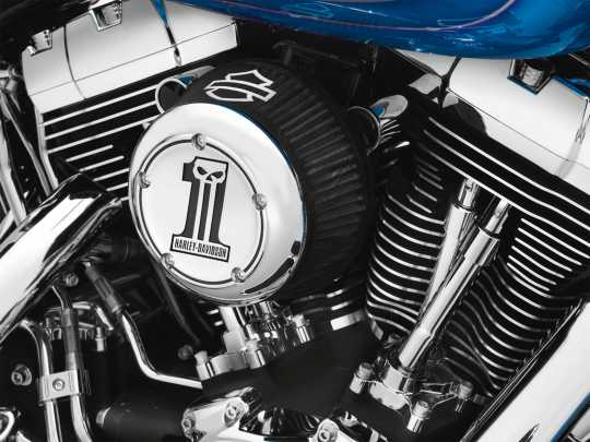 Harley-Davidson Screamin' Eagle Luftfilter-Regenschutz  - 28728-10
