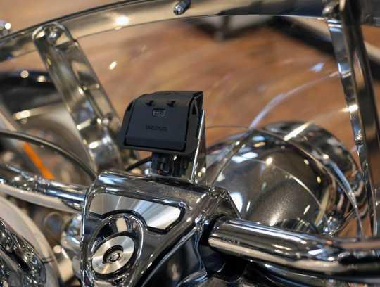 Thunderbike Navi-Halter Garmin/TomTom poliert  - 29-77-040