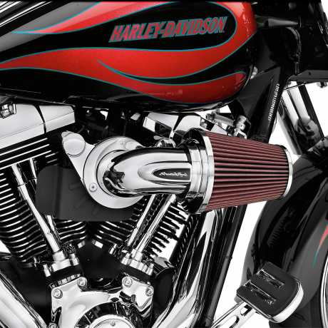 Harley-Davidson Screamin' Eagle Heavy Breather Decorative Medallion  - 29017-09