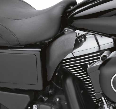 Harley-Davidson Mittelrahmen-Windabweiser  - 29200011