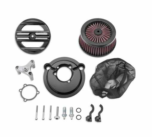 Harley-Davidson Screamin Eagle Rail Luftfilter Kit  - 29400232A