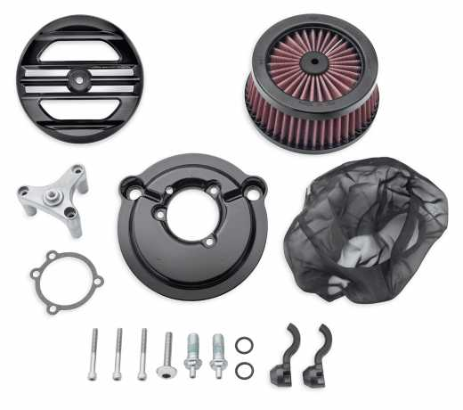 Harley-Davidson Screamin' Eagle Performance Air Cleaner Kit - The Rail Collection  - 29400232A
