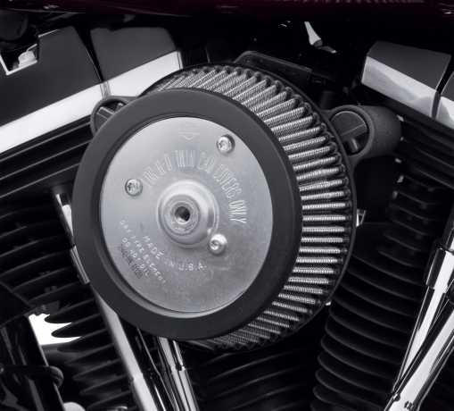 Harley-Davidson Screamin' Eagle Stage I Luftfilter Kit schwarz  - 29400239