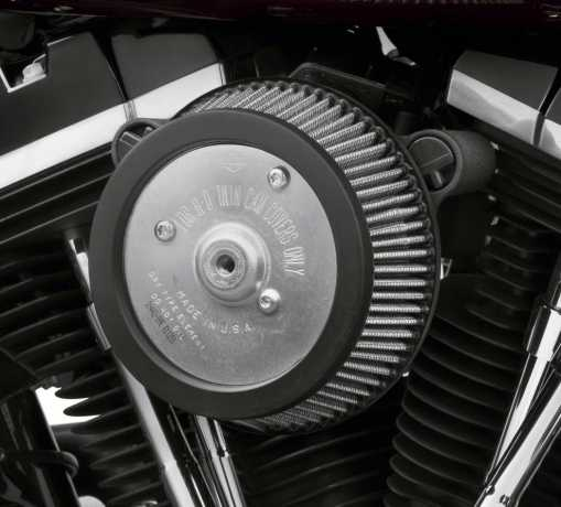 Harley-Davidson Screamin' Eagle Stage I Luftfilter Kit schwarz  - 29400239