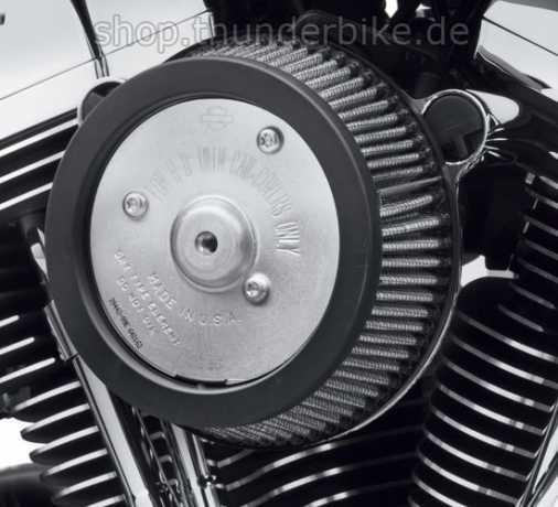 Harley-Davidson Screamin' Eagle Stage I Luftfilter Kit chrom  - 29400240