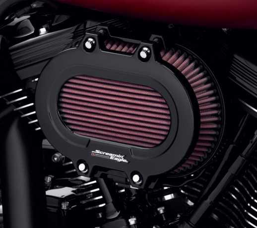 Harley-Davidson Screamin' Eagle Ventilator Extreme Air Cleaner black  - 29400397