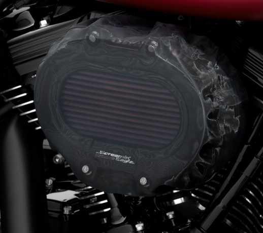 Harley-Davidson Screamin' Eagle Luftfilter Regen Cover  - 29400412