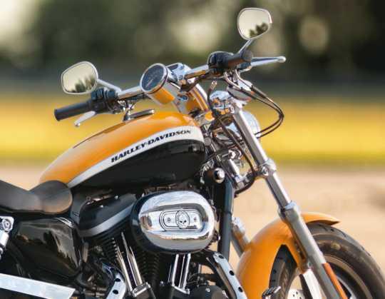 Harley-Davidson Luftfilter-Zierblende Willie G Skull  - 29416-04