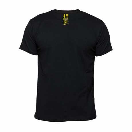 Motorcycle Storehouse Motorcycle Storehouse 1982 T-Shirt Black  - 300117V