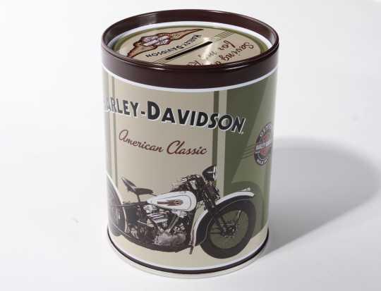 H-D Motorclothes Harley-Davidson Spardose Knucklehead  - 31002