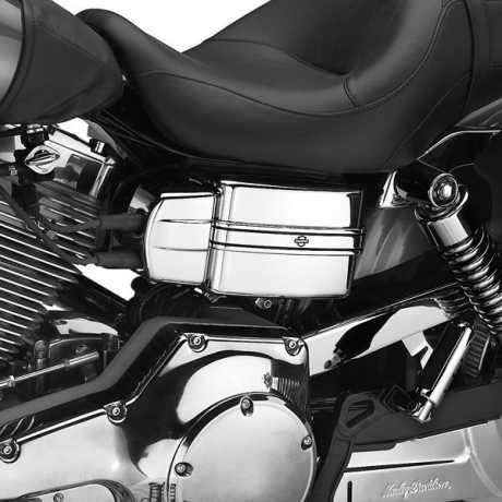 Harley-Davidson Coil Cover chrome  - 31709-04