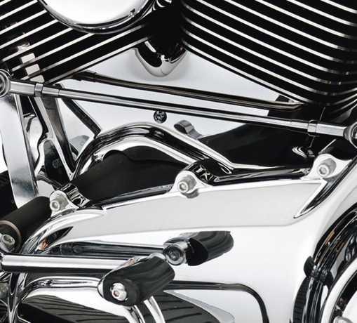 Harley-Davidson Cylinder Base Cover - Smooth  - 32042-07