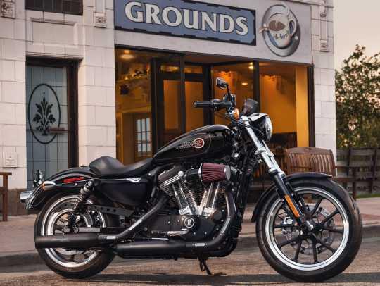 Harley-Davidson Timer Deckel Dark Custom  - 32415-09