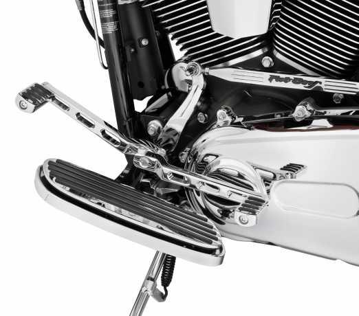 Harley-Davidson Billet Style Schaltwippe vorverlegt, chrom  - 33600001