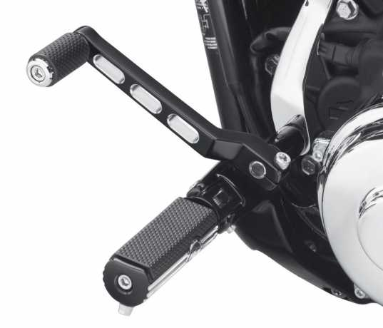 Harley-Davidson Billet Style Schalthebel, Edge Cut  - 33600169