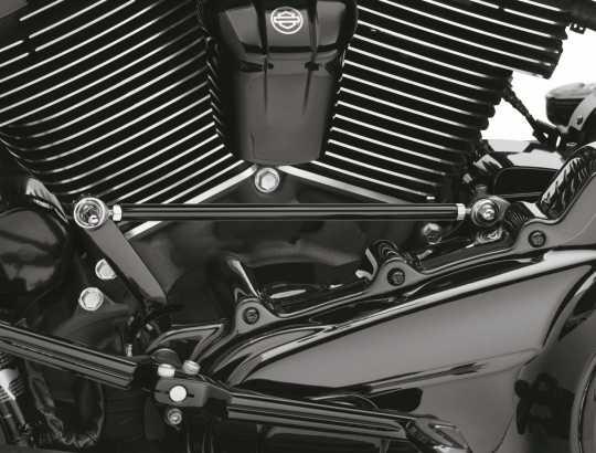 Harley-Davidson Custom Schaltstange schwarz  - 33600259