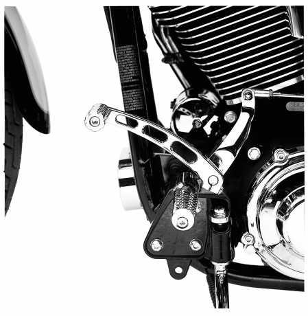 Harley-Davidson Billet Style Shift Lever chrome  - 34539-00