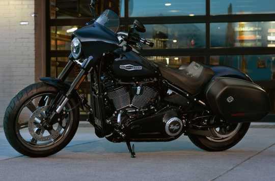 Harley-Davidson Schaltfußraste Edge Cut  - 34671-10