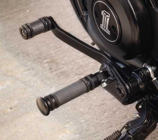 Harley-Davidson Diamond Black shift Footpegs  - 34690-08