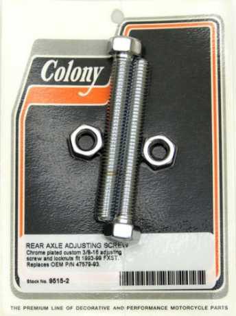 "Colony Colony Axle Adjuster 3/8"" UNC  - 35-629"