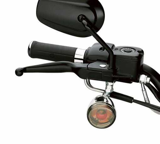 Harley-Davidson Hand Control Lever Kit, black  - 36700064