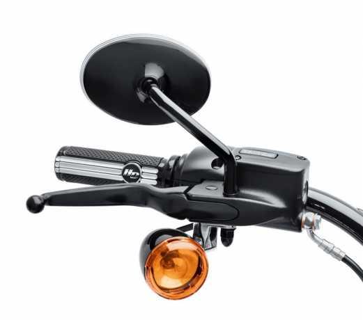 Harley-Davidson Hand Control Lever Kit, black  - 36700210