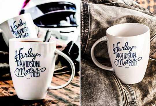 H-D Motorclothes Harley-Davidson Tasse Bistro Lustre Cup  - 3WLM4912