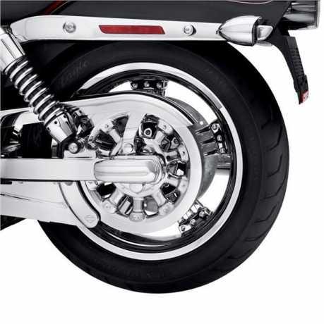 Harley-Davidson Magnum 5 Sprocket Cover chrome  - 40120-09