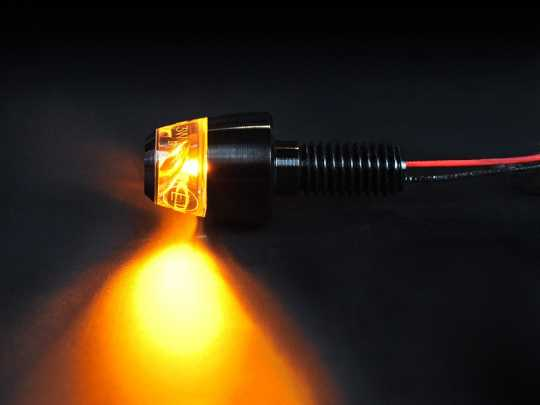 Motogadget Motogadget mo.Blaze Pin Turn Signal Set black - 41-99-035