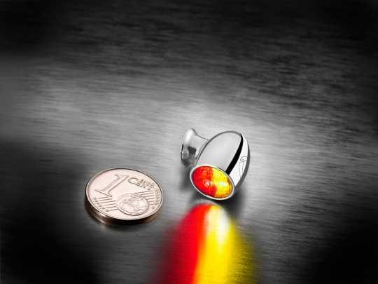 Kellermann Kellermann Bullet Atto DF Blinker Set 3in1 chrom/klar  - 41-99-1410