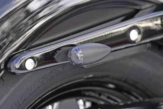 Thunderbike Blinker Zeppelin II LED schwarz - 41-99-415