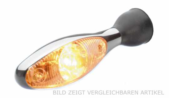 "Kellermann Turnsignal ""Kellermann"" Micro 1000 black/dark 
