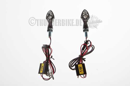 Thunderbike PenHead LED Turn Signal Set  - 41-99-840V