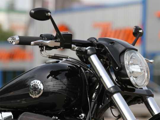 Motogadget Motogadget mo.Blaze Cone Blinker schwarz  - 41-99-980