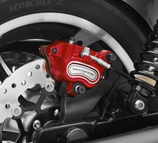 Harley-Davidson Rear Brake Caliper Kit Red  - 41300157