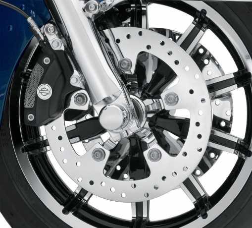 Harley-Davidson Enforcer / Impeller Brake Rotor front polished  - 41500094