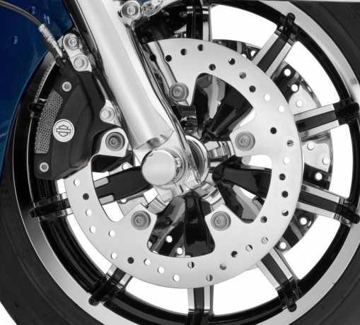 Harley-Davidson Brake Rotor Front Polished  - 41500094