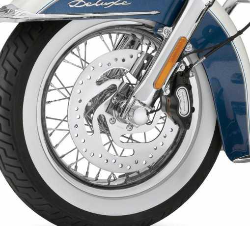 Harley-Davidson Bremsscheibe Vorn Links Poliert  - 41500106
