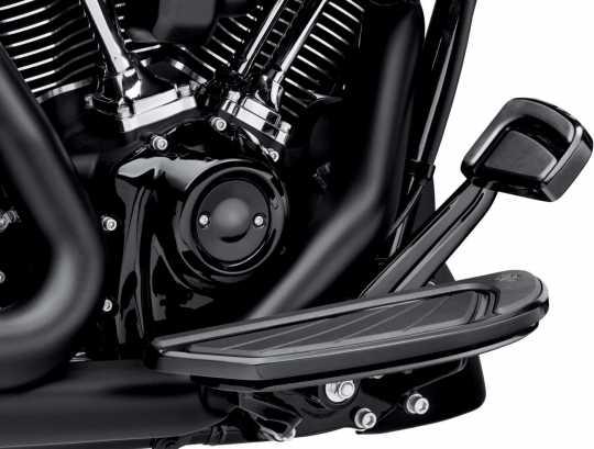 Harley-Davidson Airflow Rear Brake Lever schwarz  - 41600280