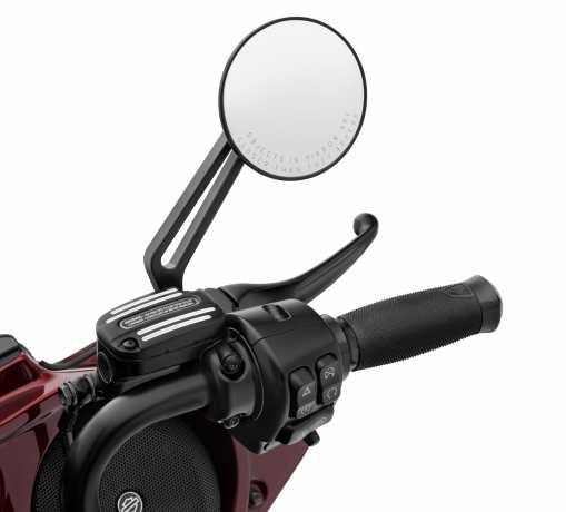 Harley-Davidson Edge Cut Hauptbremszylinderabdeckung  - 41700334