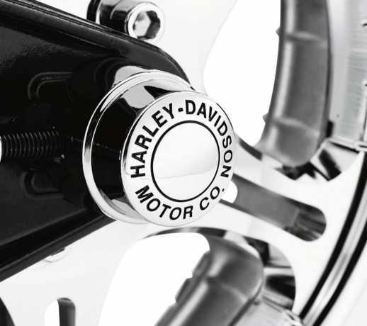 Harley-Davidson Hinterachsmutterabdeckungen H-D Motor Co.  - 41704-09