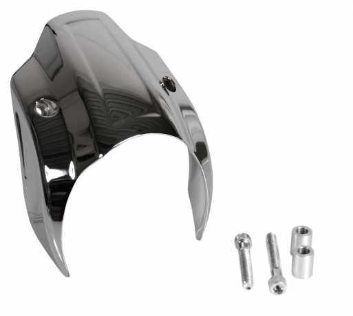 Thunderbike Headlamp Cap chrom  - 42-74-030