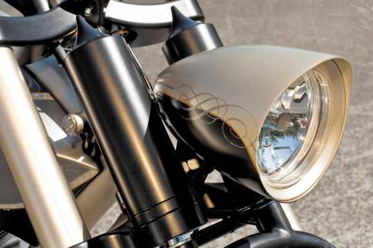 "Thunderbike Headlight Classic 5.75"" Bi-Color - 42-99-736"