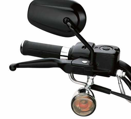 Harley-Davidson Handhebel-Kit schwarz  - 42275-07A