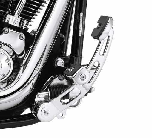 Harley-Davidson Billet Style Rear Brake Lever chrome  - 42632-07