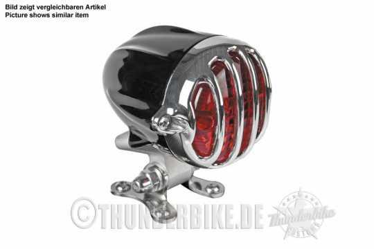 Thunderbike Rücklicht Alcatraz Schwarz matt/Messing - 43-99-530